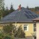 3,85 kWp Sharp napelemes rendszer, SolarEdge inverter, Salgótarján