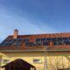4,95 kWp Sharp napelemes rendszer, Fronius Symo inverter, Veresegyház
