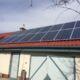 Sharp napelemes rendszer, Monor