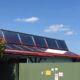 Napkollektor és Sharp napelemes rendszer, Nagyér