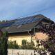 Napkollektor és Sharp napelemes rendszer, Tököl