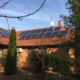 6,05 kWp Sharp napelemes rendszer, SolarEdge inverter, Tass