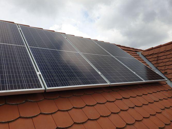 3,16 kWp Sharp napelemes rendszer SolarEdge inverterrel, Zalasárszeg