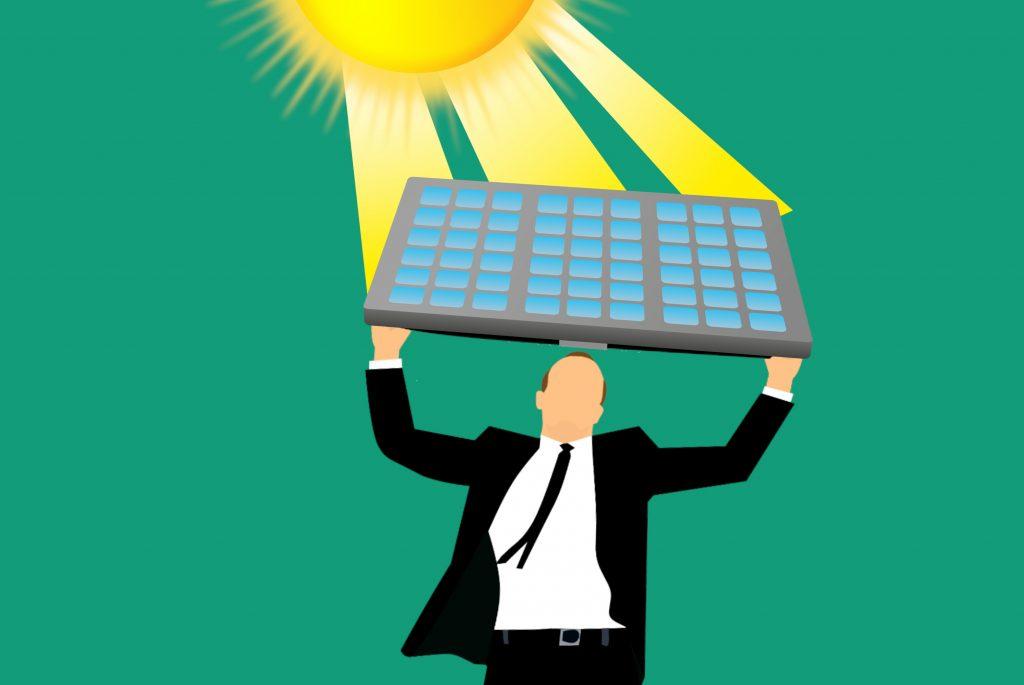 napelem teljesítménye